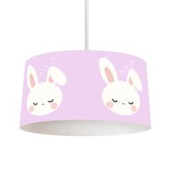 Uyuyan Tavşan Çocuk Sarkıt Avize